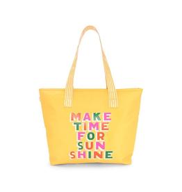 bag Just Chill Out Cooler Bag, Make Time For Sunshine