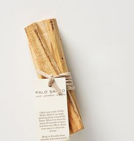 Palo Santo Engraved Stick