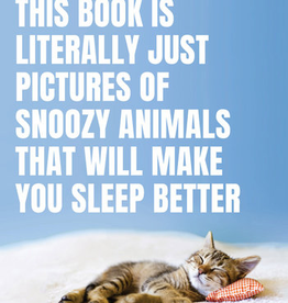 Funny Pictures of Snoozy Animals