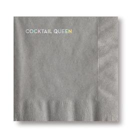 Napkins Napkin - Cocktail Queen