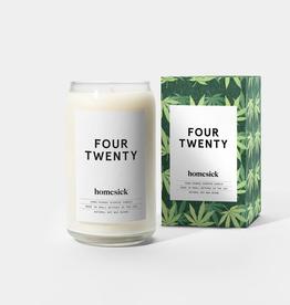 Four Twenty Candle