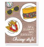 Chicago Beef Birthday