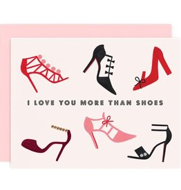 Love More Than Shoes