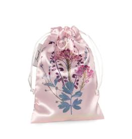 Satin Bag - Bundle Blooms