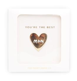 Enamel Pin Gift Set - Best Mom