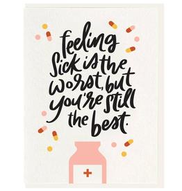 Get Well Feeling Sick