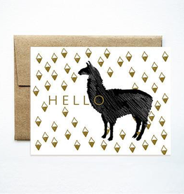 Friendship Llama Hello Boxed Set