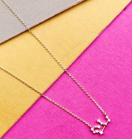 Zodiac Collection Necklace - Virgo