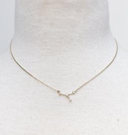 Zodiac Collection Necklace - Cancer