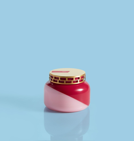 8oz Berry Dual Tone Jar - Coconut Santal