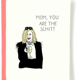 Mother's Day Schitt's Mom Card
