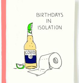 Birthday's in Isolation