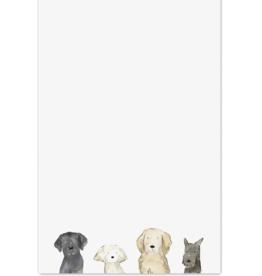 Notepad Dog Days Notepad