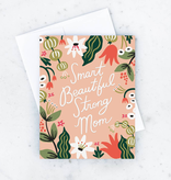 Mother's Day Smart Beautiful Stong