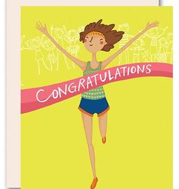 Congratulations Congrats Runner