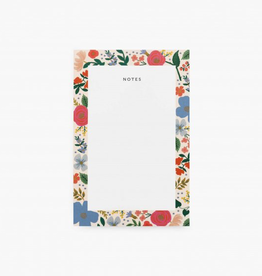 Notepad Wild Rose Notepad