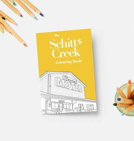 Coloring Book Schitt's Creek Colouring Book