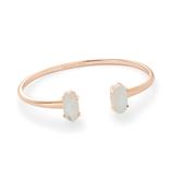 Edie Bracelet - Rose Gold Ivory Mother of Pearl