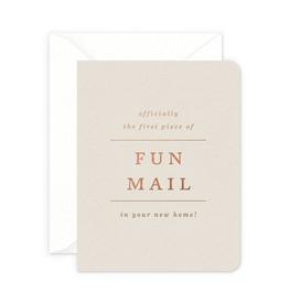 Friendship Fun Mail