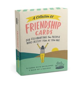 Encouragement Friendship/Encouragement Cards, Box of 8 Assorted