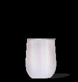 Wine Glass Stemless - 12oz Sparkling Unicorn Magic