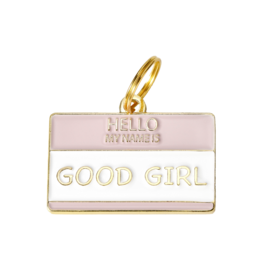 Dogs Pet ID Tag - Good Girl
