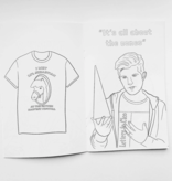 Coloring Book Parks and Rec Colouring Book