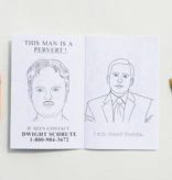 Coloring Book The Office Colouring Book
