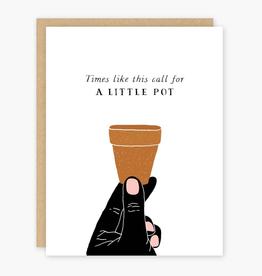 Friendship A Little Pot