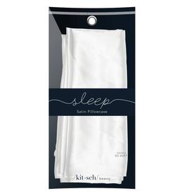 Pillowcase Ivory Satin Pillowcase