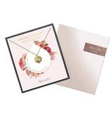 Carved - Aromatherapy Necklace