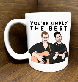 Schitt's Creek Simply the Best Mug
