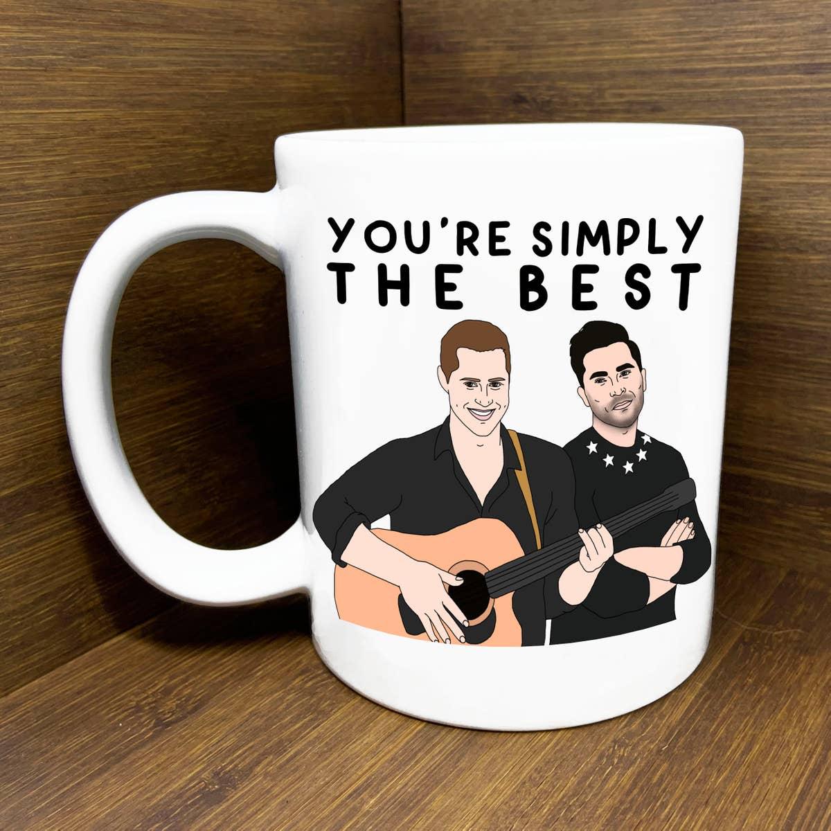 Schitt's Creek Simply the Best Mug