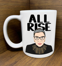 RBG All Rise Mug