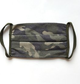 Face Covering Camo Face Mask