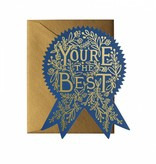 Friendship You're the Best Card