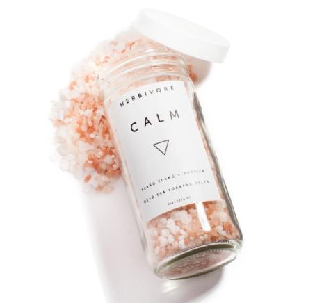 Calm Dead Sea Bath Salts - 8oz