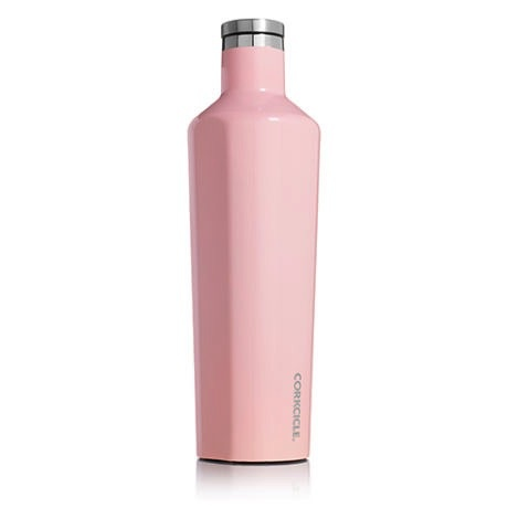 Canteen - 25oz Gloss Rose Quartz