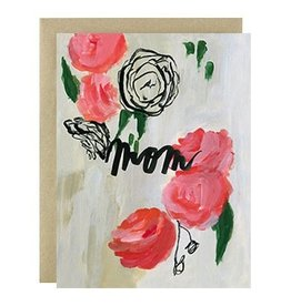 Mother's Day Mom Ranuculus Card