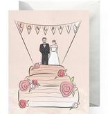 Wedding Wedding Congrats - Bride + Groom