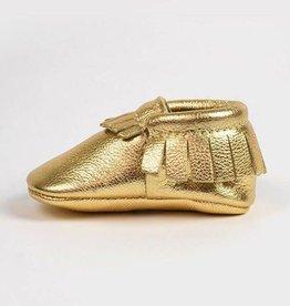 Metallic Gold Moc - Size 3
