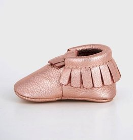 Metallic Rose Gold Moc - Size 3