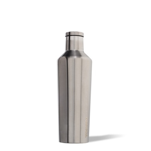 Canteen - 16oz Brushed Steel