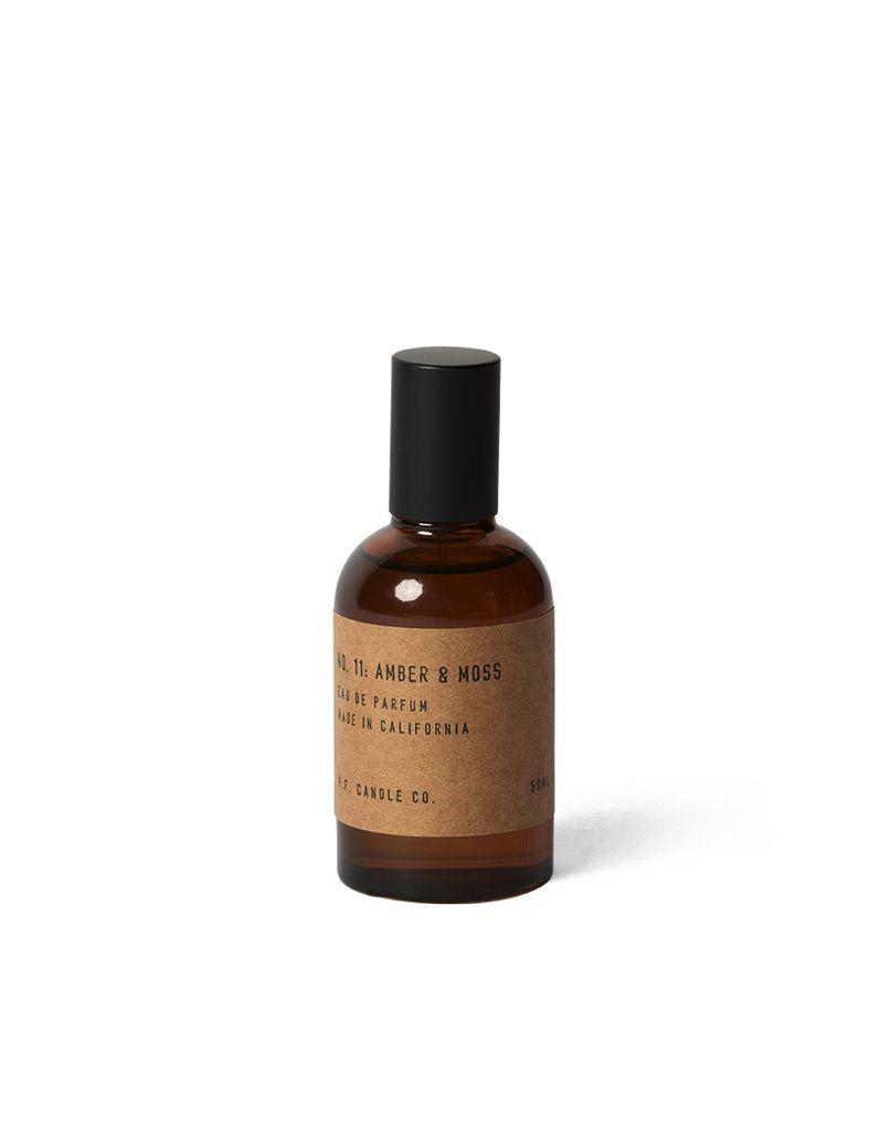 Amber & Moss - Eau De Parfum