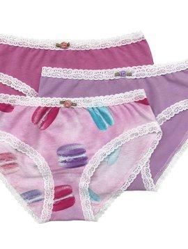 Esme Loungewear Panty 3-pack - Macarons - Esme Loungewear