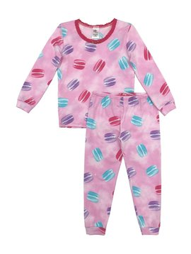 Esme Loungewear Baby Macaron Full Length Set - Esme Loungewear