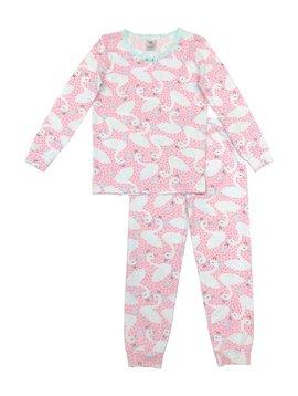 Esme Loungewear Baby Swans Full Length Set - Esme Loungewear