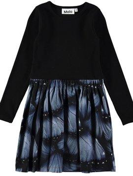 molo Credence Dress - Velvet Wing - Molo Kids