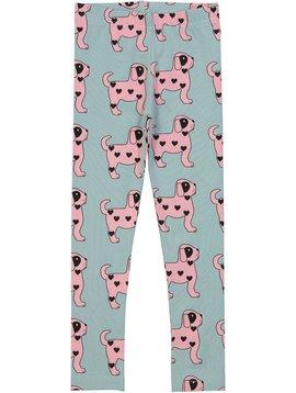 Hugo Loves Tiki Pink Dogs Legging - Hugo Loves Tiki