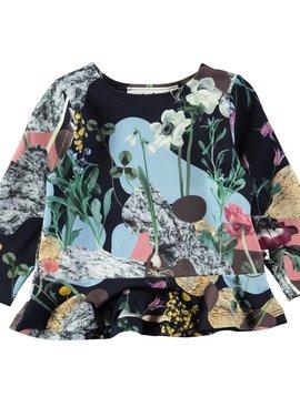 molo Elisabeth Top - Northern Spirit - Molo Baby Clothing